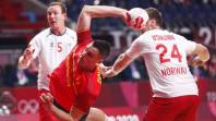 Adriá Figueras y Aleix Gomez mantienen sus excelentes registros goleadores en los Juegos