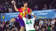 Dani Dujshebaev dice adios a la temporada por una rotura de ligamento