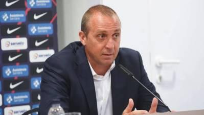 El Barcelona destituye a David Barrufet