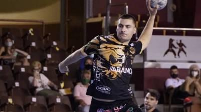 Stjepan Jozinovic es intervenido del antebrazo y será baja varios meses