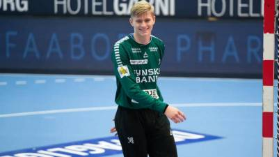 Viktor Gísli Hallgrímsson jugará en el HBC Nantes a partir de 2022