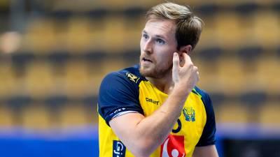 Albin Lagergren se incopora a la seleccion sueca tras superar el coronavirus