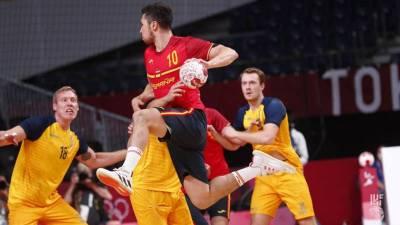 España luchará por la medallas tras una remontada épica ante Suecia