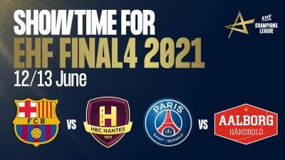 HBC Nantes, rival del Barcelona en la Final Four