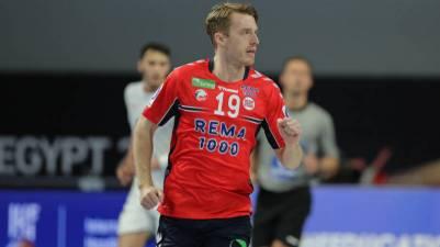 Las opciones de Noruega de jugar los cuartos dependen de Francia