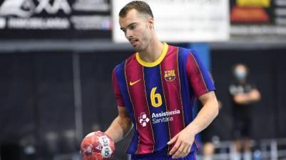 Casper Mortensen estará cinco meses de baja tras ser intervenido del menisco