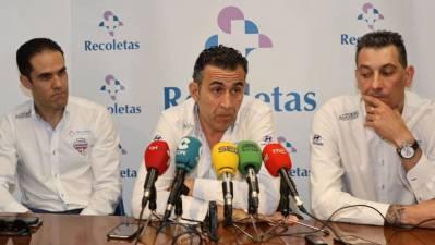 David Pisonero entrenará al RK Vardar macedonio las dos próximas temporadas