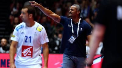 Didier Dinart cesado como seleccionador de Francia
