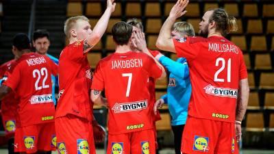 Jacobsen anuncia la lista de Dinamarca para el Mundial de balonmano 2021