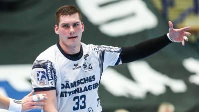 Domen Sikosek Pelko regresa a Logroño tras finalizar su cesión en Flensburg-Handewitt