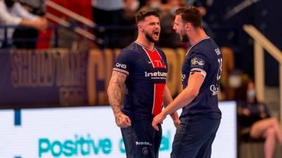 PSG y Aalborg primeros clasificados para la Final Four 2021