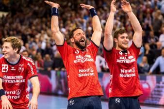 Flensburg-Handewitt revalida el título de campeón de la Bundesliga
