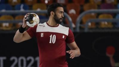 Frankis Marzo maximo goleador del Mundial de balonmano Egipto 2021