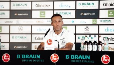 Roberto Garcia Parrondo nuevo entrenador del MT Melsungen hasta 2024