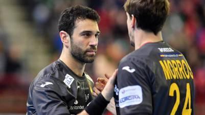 Iosu Goñi sustituye a Dani Dujshebaev en la lista de España