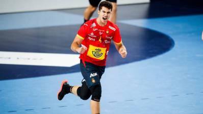 Javi Rodriguez, elegido mejor pivote del Europeo Juvenil de Croacia