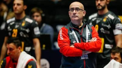 Jordi Ribera convoca a 17 jugadores para el doble partido ante Croacia