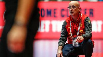 Jordi Ribera anuncia la lista de 17 jugadores para el Torneo de Catar