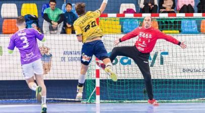 Jose Javier Hombrados celebra sus 700 partidos en Asobal