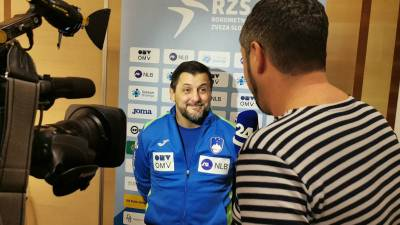 Ljubomir Vranjes nuevo seleccionador de Eslovenia hasta 2024