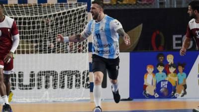 Montpellier HB anuncia el fichaje de Lucas Moscariello por dos temporadas
