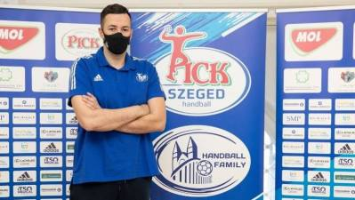 Pick Szeged ficha a Marko Vujin para la EHF Champions League
