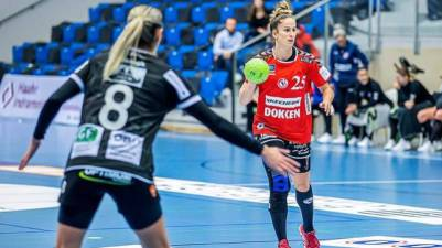 Nerea Pena no seguirá en Team Esbjerg. Posible oferta del Vipers Kristiansand