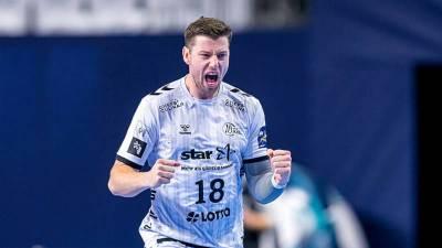Niclas Ekberg renueva con THW Kiel hasta junio de 2022