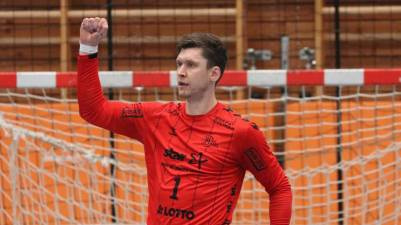 Niklas Landin finaliza contrato y todavia no ha renovado por THW Kiel
