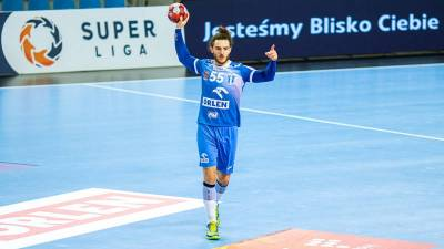 Niko Mindegia renueva con Orlen Wisla Plock hasta 2024