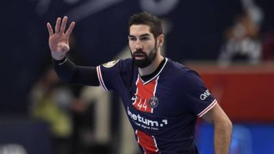 Nikola Karabatic sufre una rotura de ligamentos y será baja toda la temporada