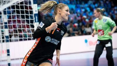 Nycke Groot vuelve con Holanda para los Juegos Olímpicos de Tokio 2020