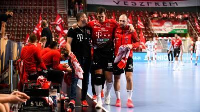 Rasmus Lauge Schmidt dice adiós al Mundial y la Final Four por una grave lesión de rodilla